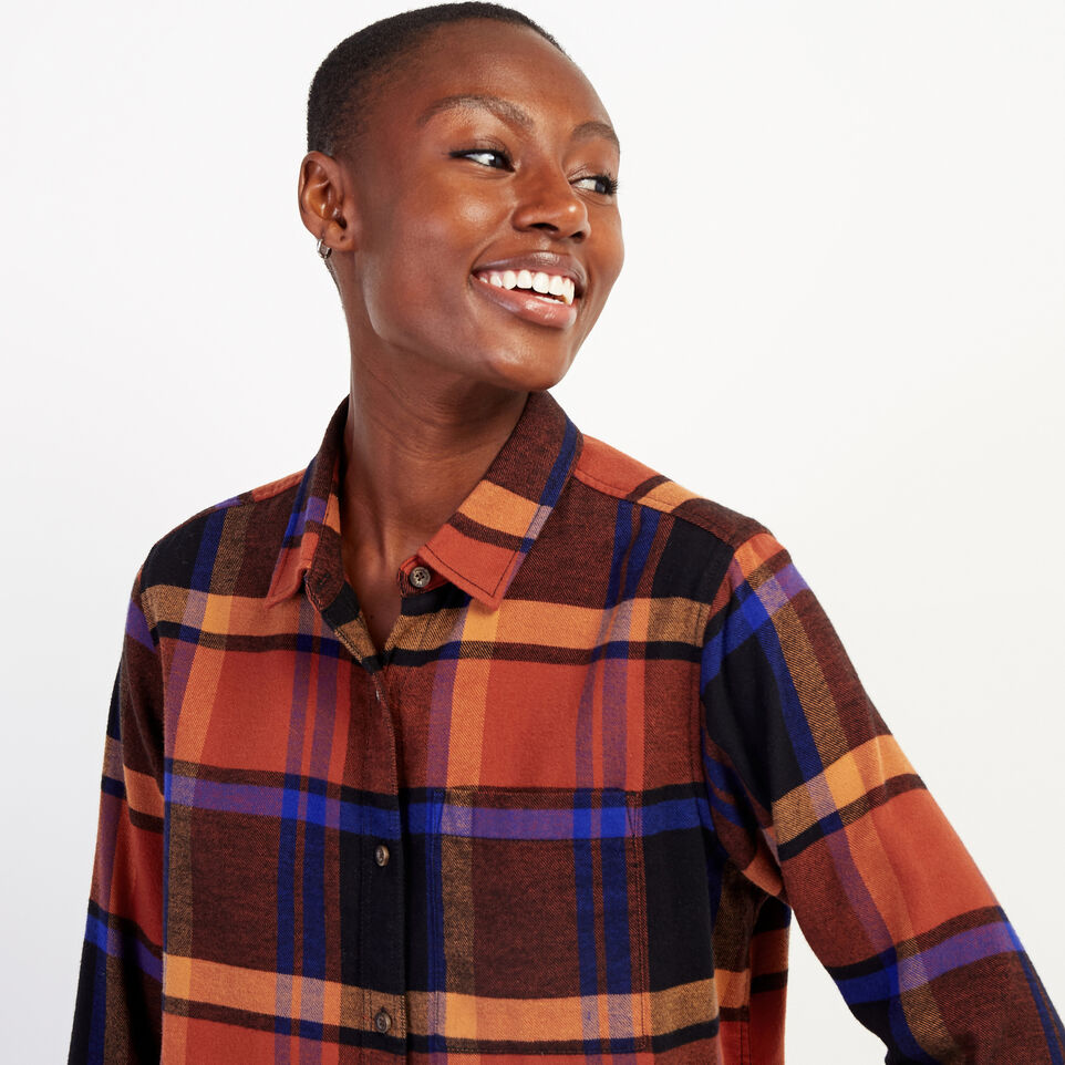 Roots-undefined-Mahone Tunic Shirt-undefined-E
