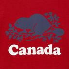 Roots-Kids Our Favourite New Arrivals-Toddler Cooper Canada Ringer T-shirt-Sage Red-D