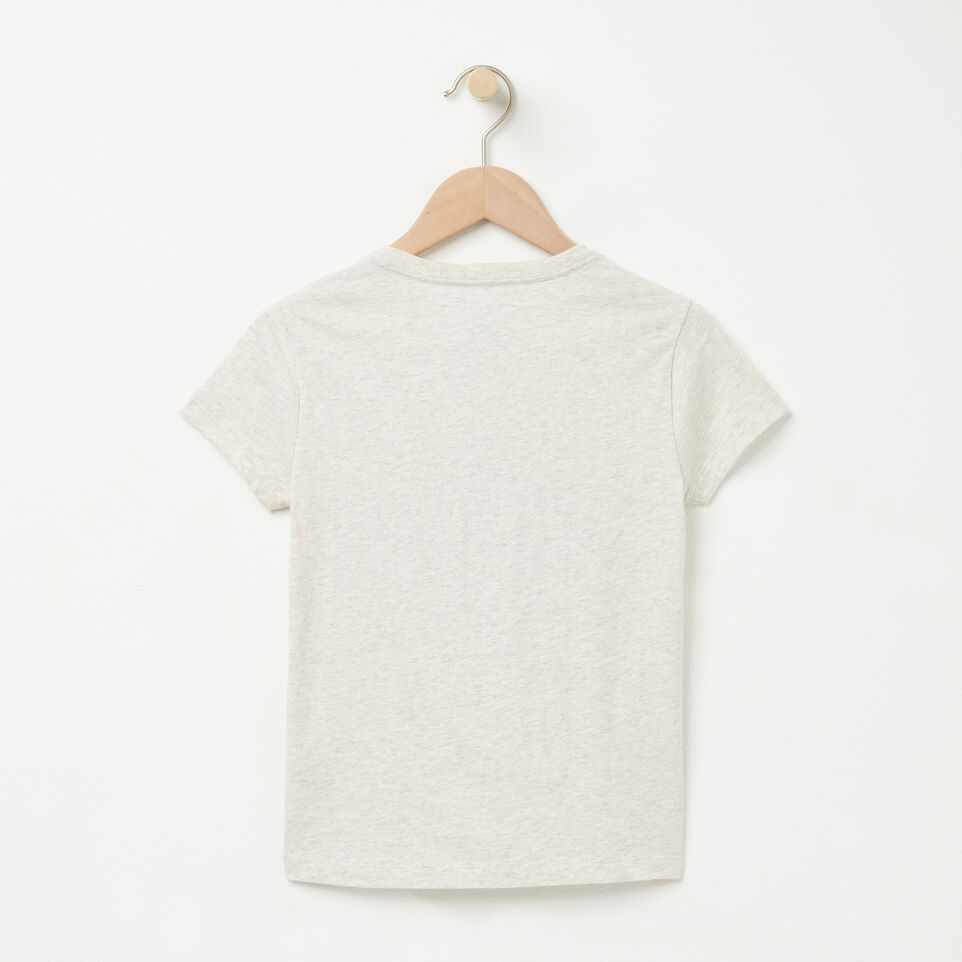 Roots-undefined-Filles T-shirt Message In A Bottle-undefined-B