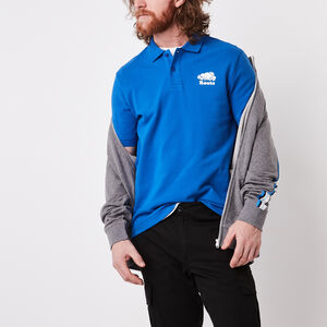 Roots-Men Shirts & Polos-Don River Pique Polo-Olympus Blue-A