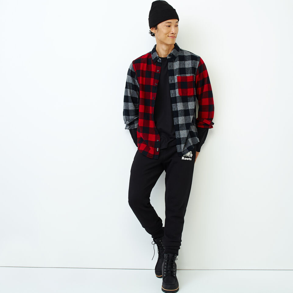 Roots-undefined-Park Mix And Match Shirt-undefined-B