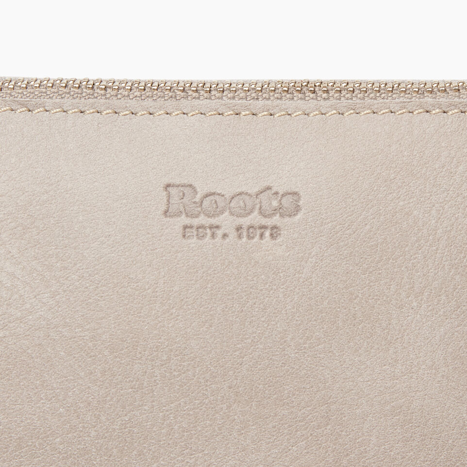 Roots-Leather Bestsellers-Edie Bag-Sterling Grey-E