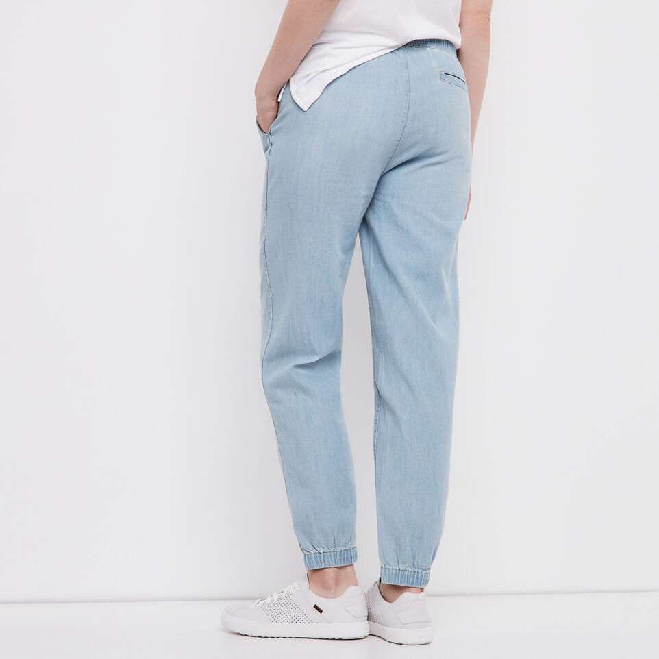 Roots-undefined-Elena Pant Chambray-undefined-D