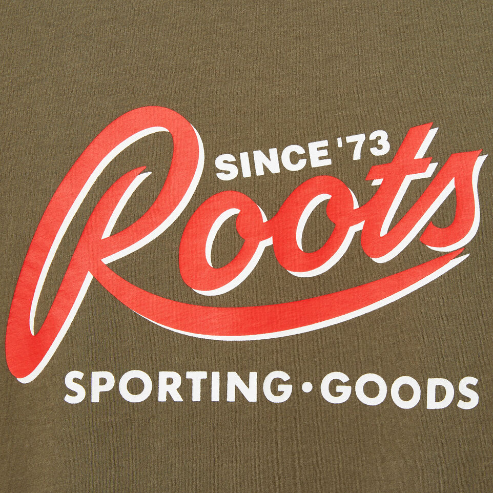 Roots-undefined-Womens Roots Sporting Goods T-shirt-undefined-D