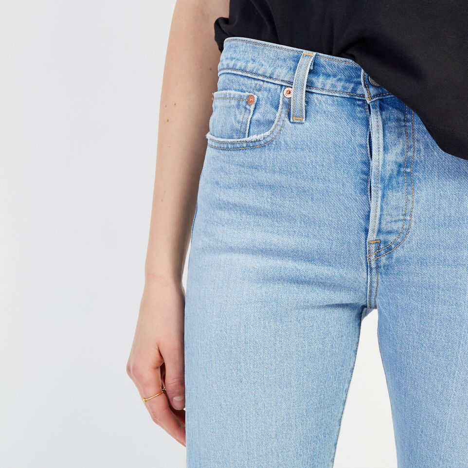 Roots-undefined-Levi's Wedgie Straight Jean-undefined-E