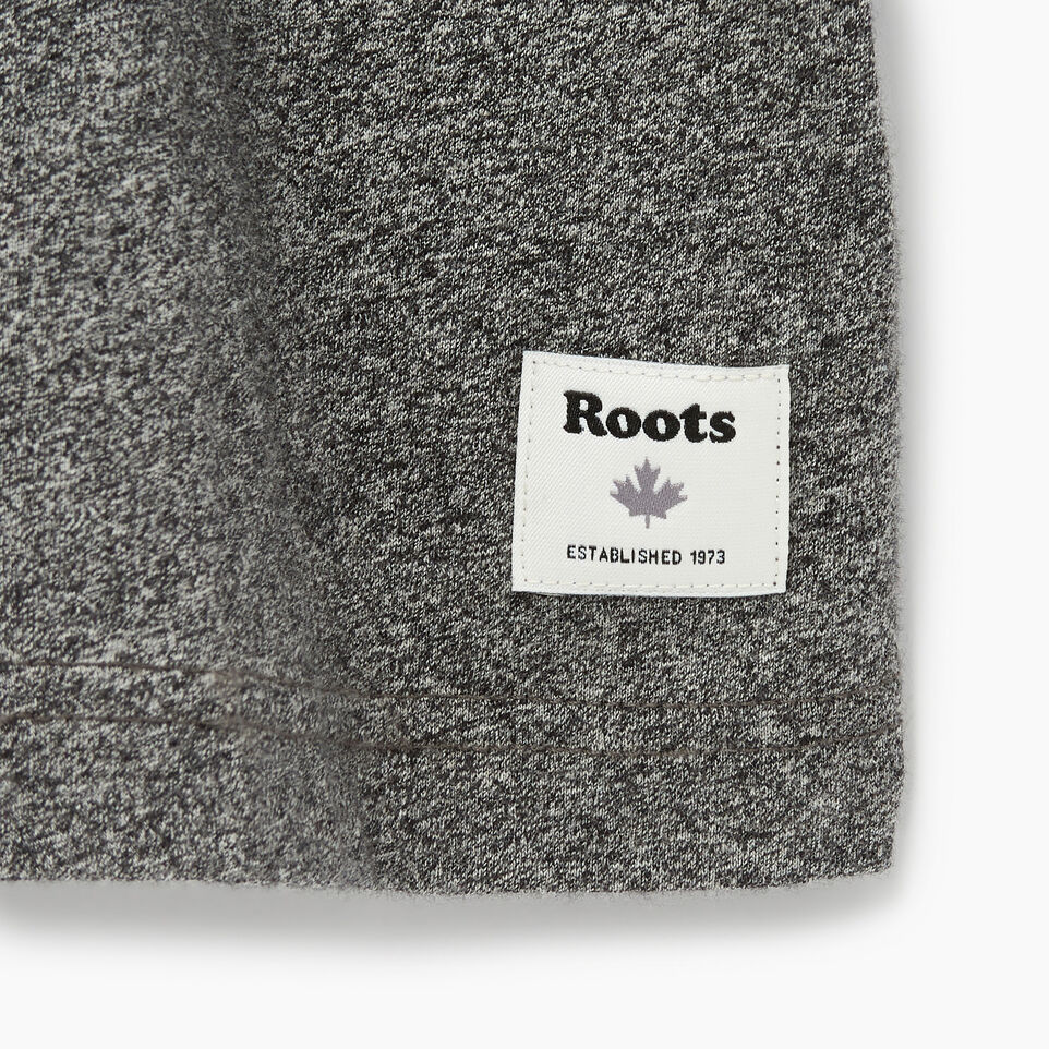 Roots-Men Our Favourite New Arrivals-Mens Roots Runner T-shirt-Charcoal Pepper-C