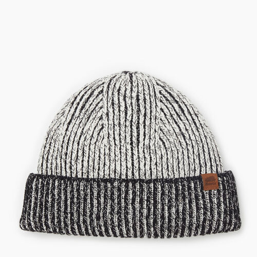 Roots-Men Hats-Plated Snowy Fox Toque-Snowy Fox-A