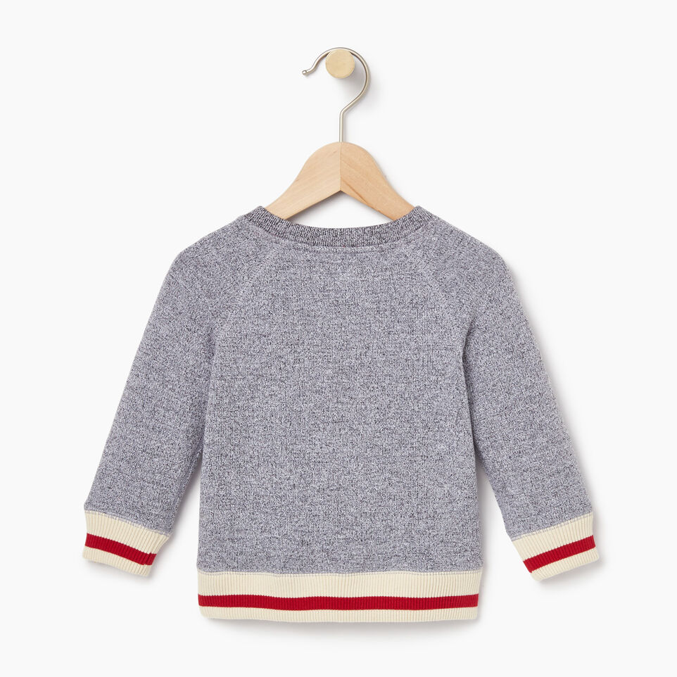 Roots-undefined-Baby Cabin Crew Sweatshirt-undefined-B