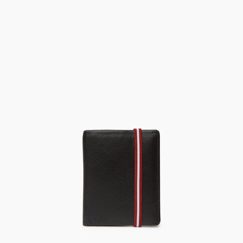 Roots-Leather Our Favourite New Arrivals-Kensington Card Holder-Black-A