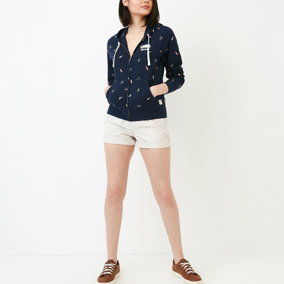 Roots-undefined-Surf Full Zip Hoody-undefined-B