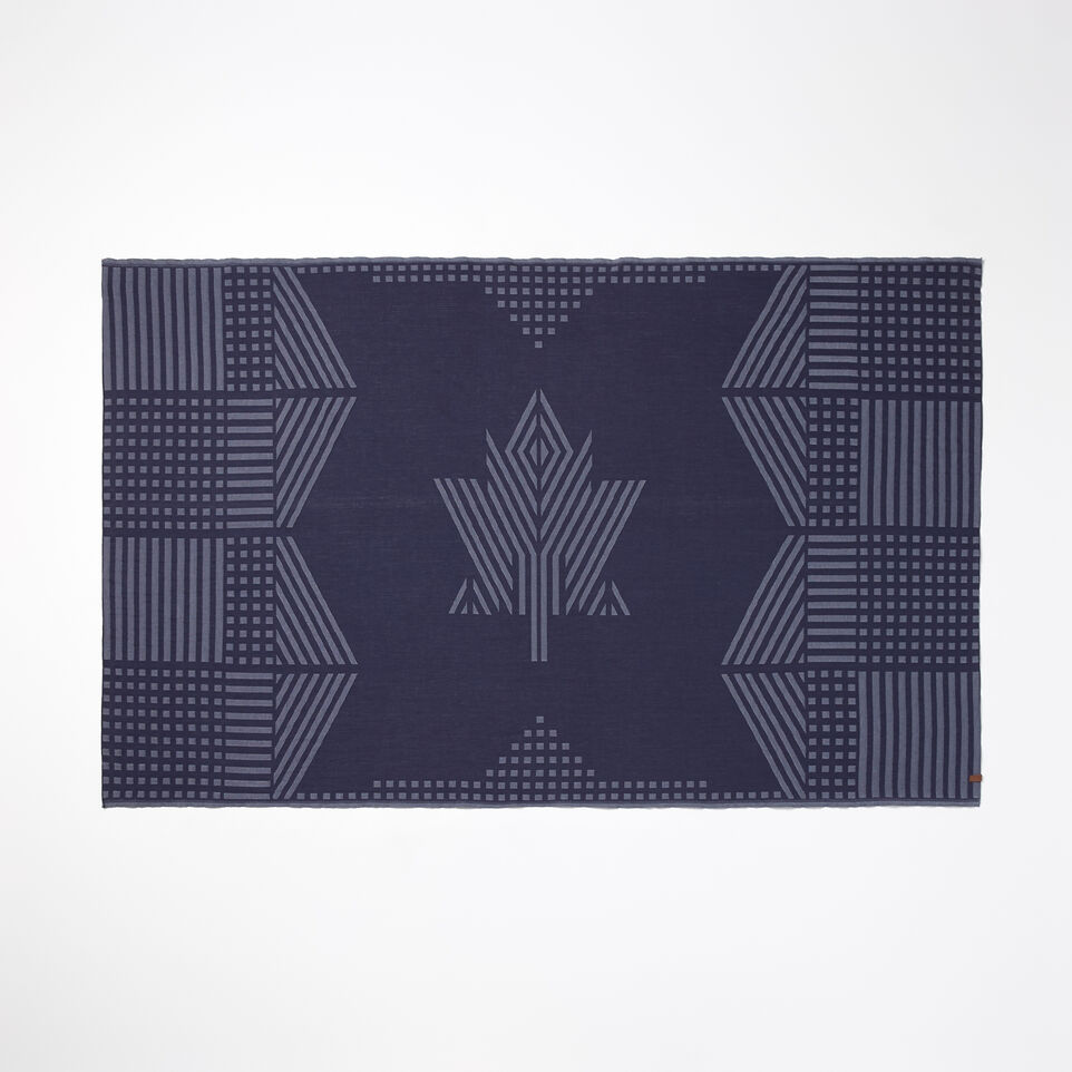Roots-undefined-Abstract Flag Scarf-undefined-D