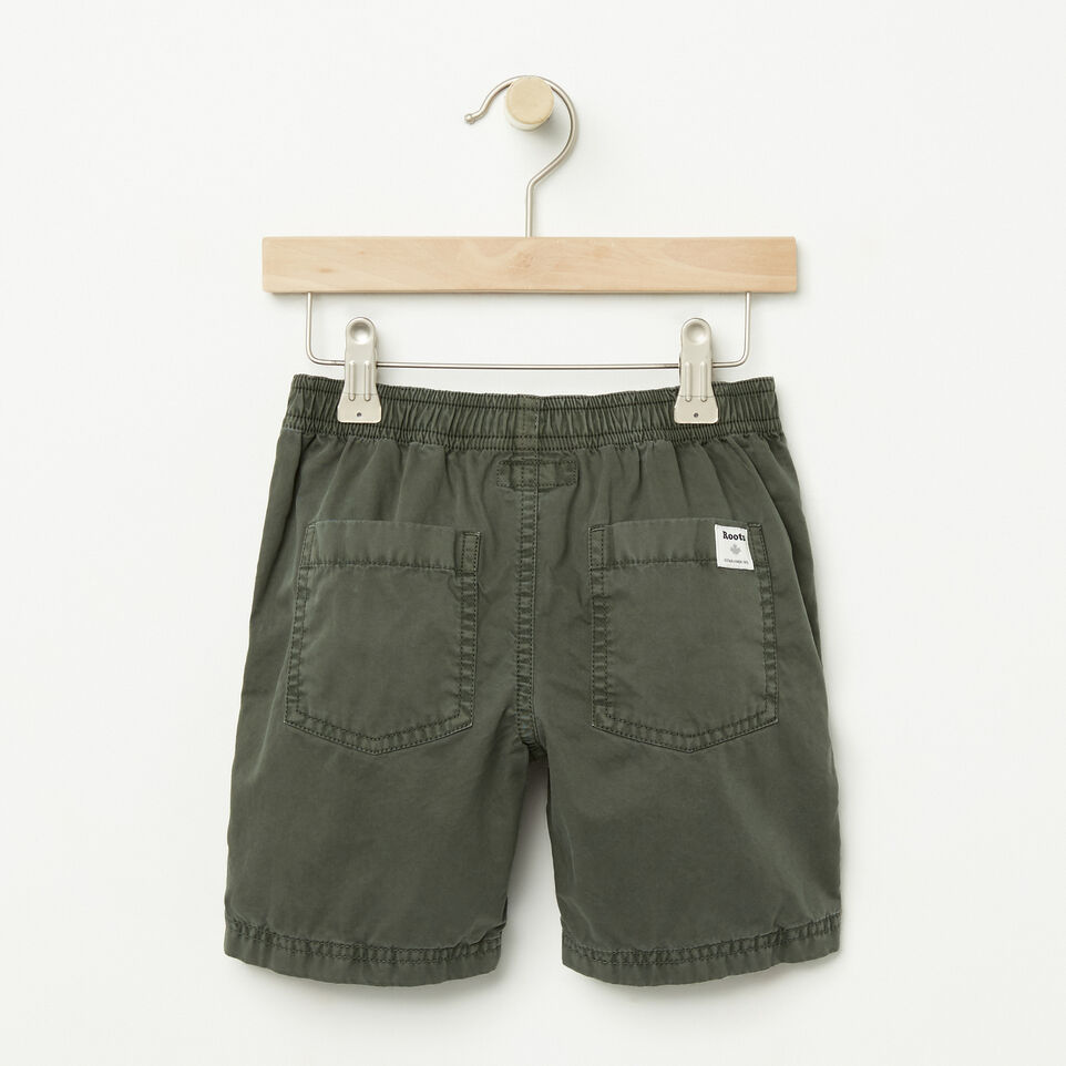 Roots-undefined-Toddler Twill Pine Falls Short-undefined-B
