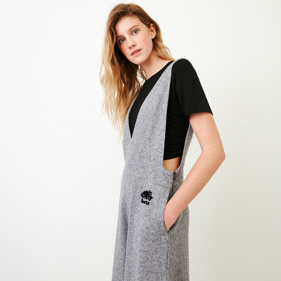 Roots-Women Our Favourite New Arrivals-Roots Salt and Pepper Jumpsuit-undefined-D
