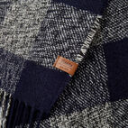 Roots-New For December Today Only: 40% Off Park Plaid Collection-Roots Park Plaid Scarf-Navy-D