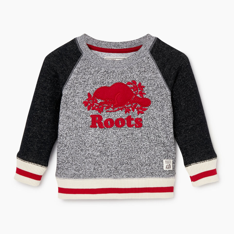 Roots-undefined-Baby Roots Cabin Crew Sweatshirt-undefined-A
