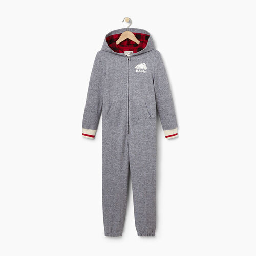 Roots-Kids Our Favourite New Arrivals-Kids Roots Cabin Onesie-Salt & Pepper-A