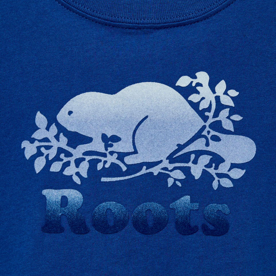 Roots-Kids Our Favourite New Arrivals-Baby Gradient Cooper T-shirt-Active Blue-D