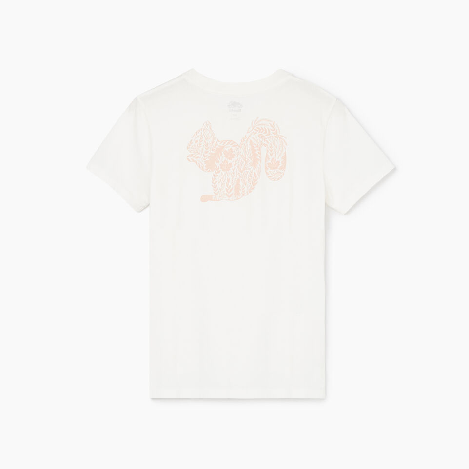 Roots-undefined-Womens Animal Organic T-shirt-undefined-B