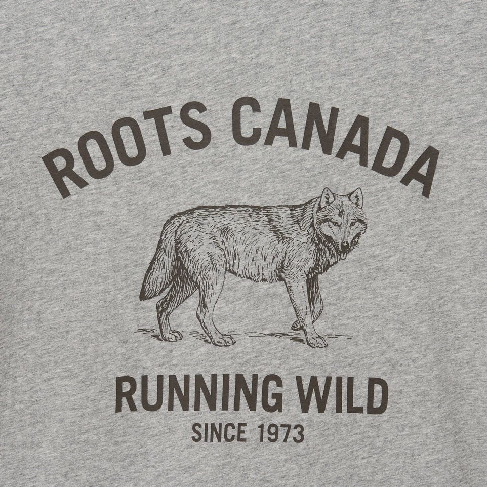 Roots-undefined-Mens Running Wild T-shirt-undefined-D