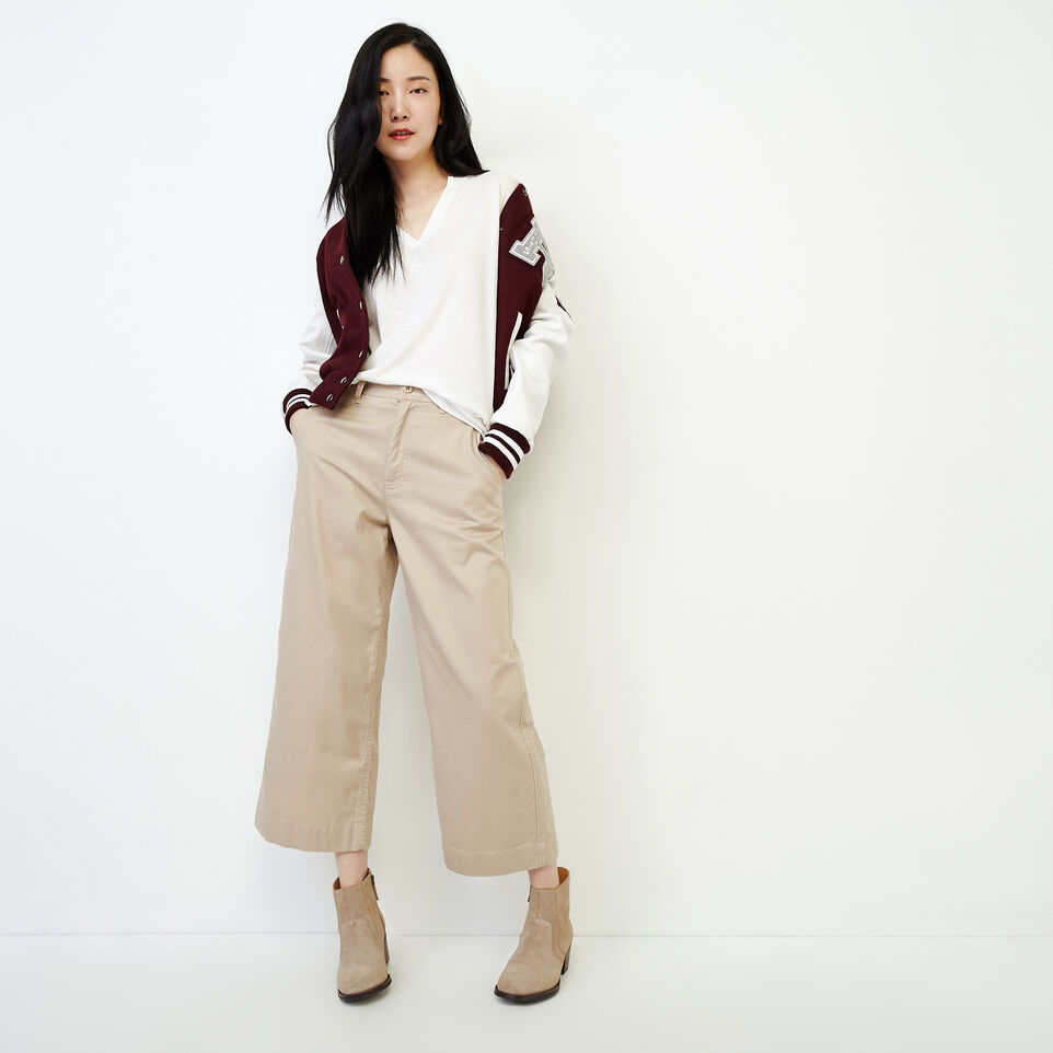 Roots-New For August Women-Penny Top-Ivory-B