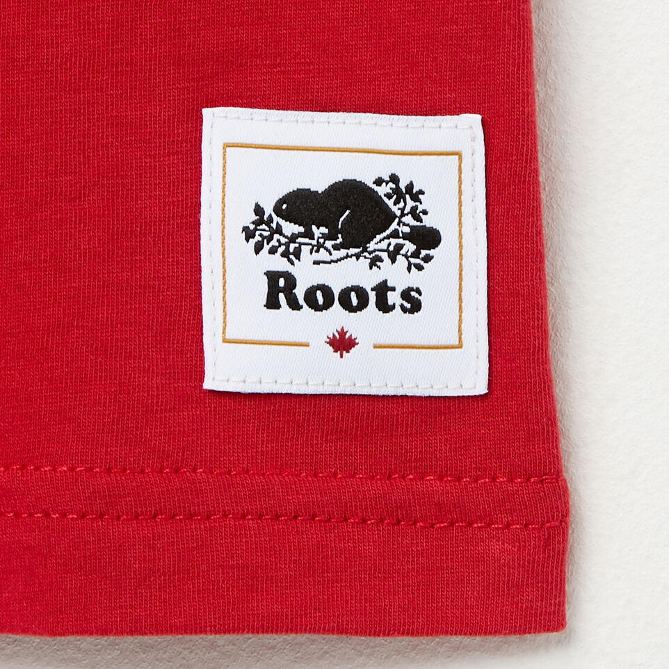 Roots-undefined-Boys Canadian Boy T-shirt-undefined-C