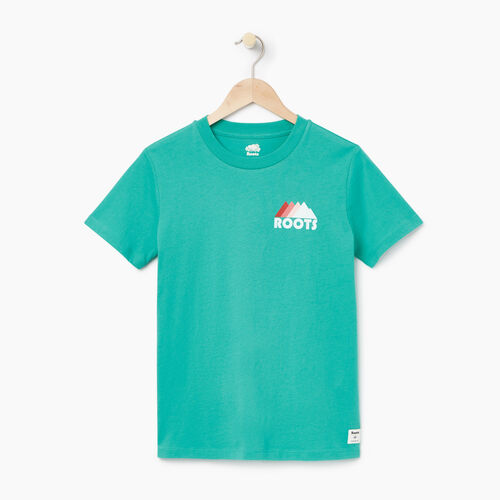 Roots-Women Our Favourite New Arrivals-Womens Gaspe T-shirt-Sea Green-A