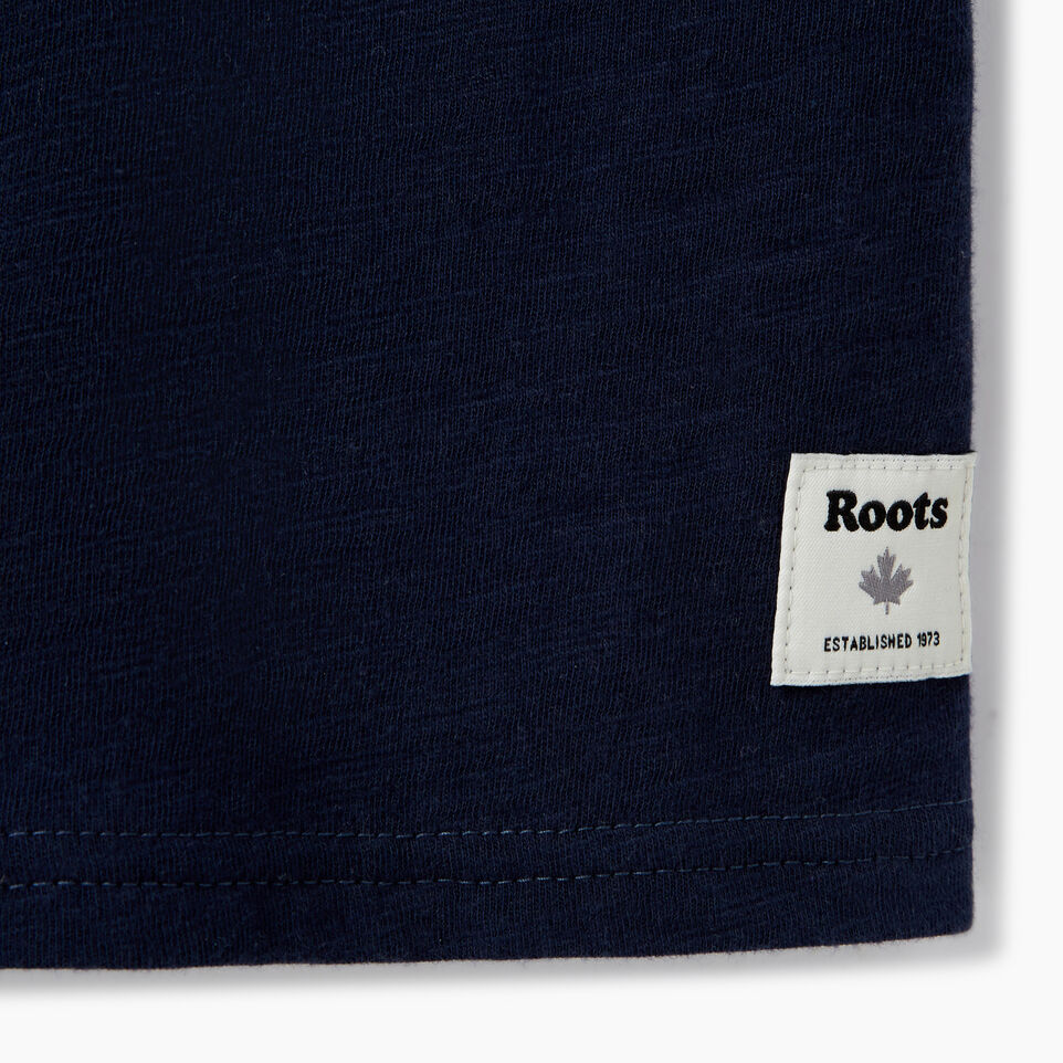 Roots-Kids Our Favourite New Arrivals-Boys Roots Script T-shirt-undefined-C