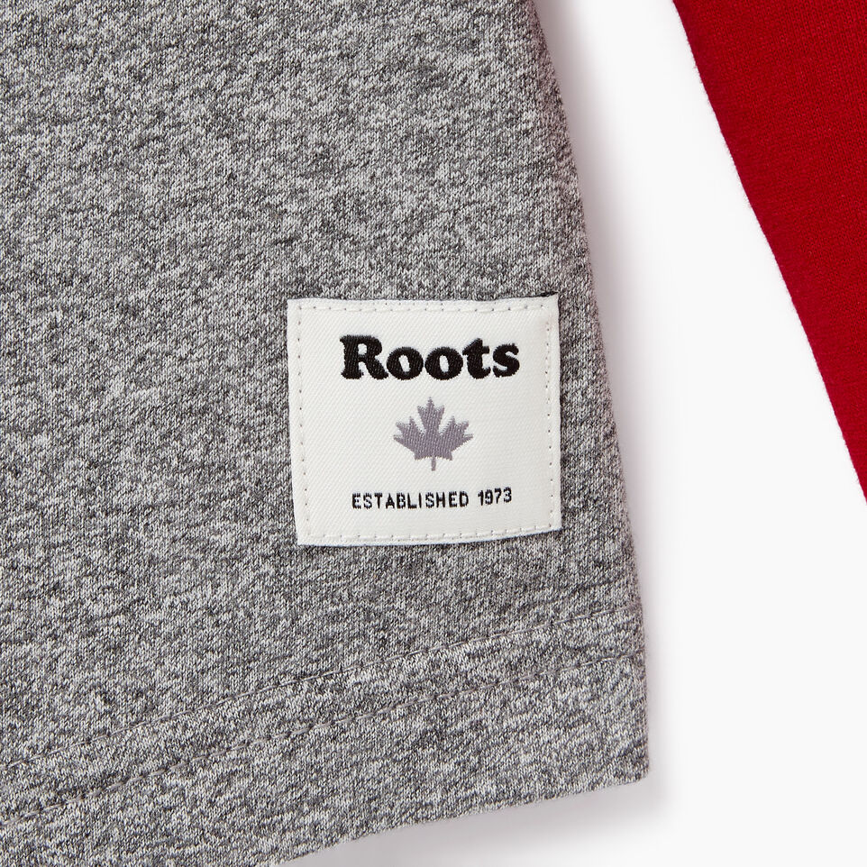 Roots-undefined-T-shirt Hockey pour garçons-undefined-C