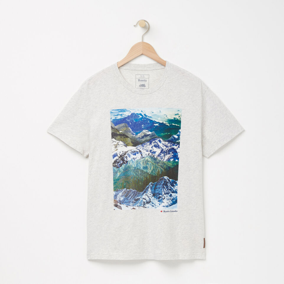 Roots-undefined-T-shirt Photocopie Marmot-undefined-A
