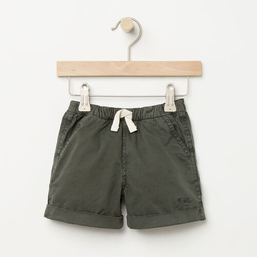 Roots-Kids Bottoms-Toddler Pull On Short-Climbing Ivy-A