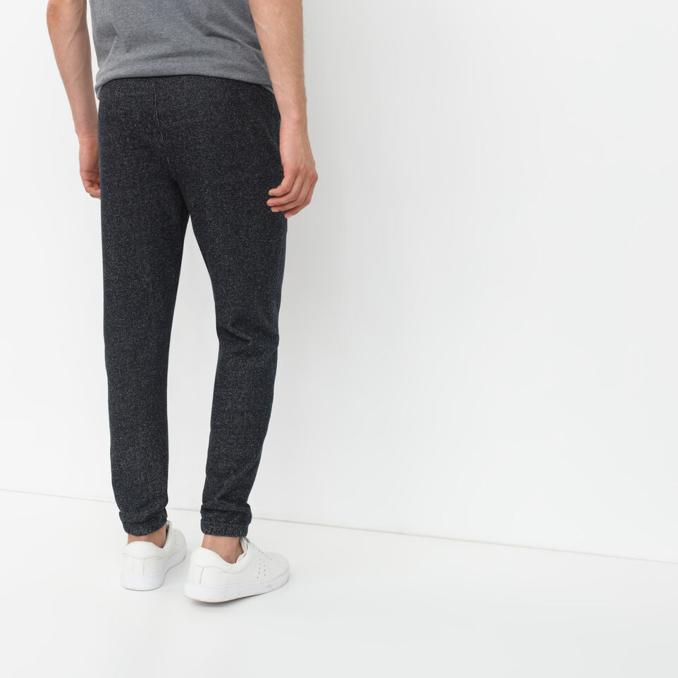 Roots-undefined-Roots Black Pepper Slim Sweatpant-undefined-D