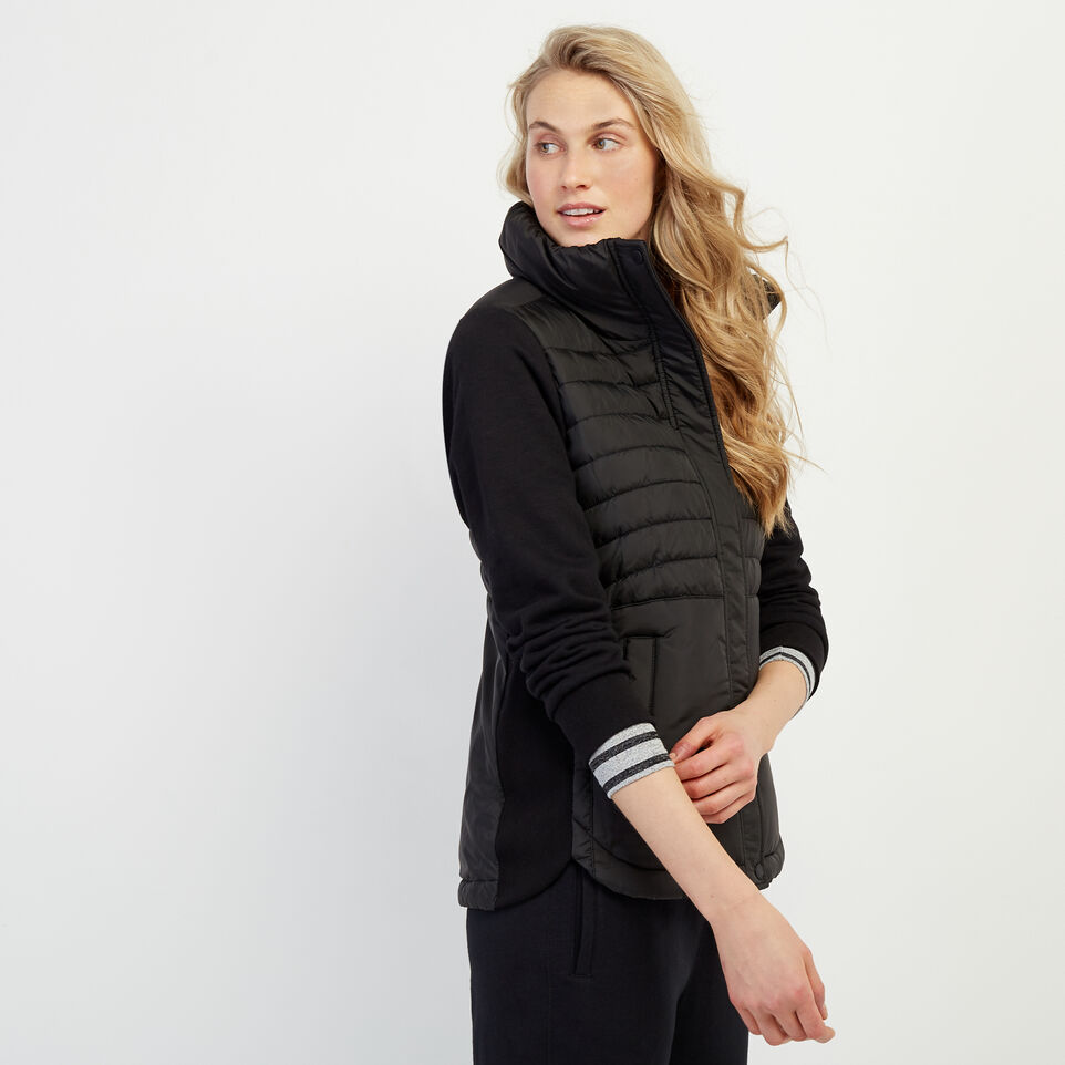 Roots-New For February Journey Collection-Journey Hybrid Jacket-Black-C
