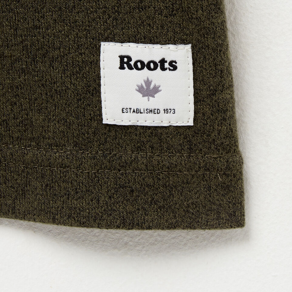 Roots-undefined-Mens Cooper Beaver T-shirt-undefined-C