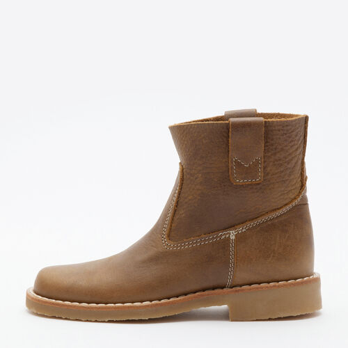 Roots-Footwear Boots-Shorty Boot Tribe-Africa-A
