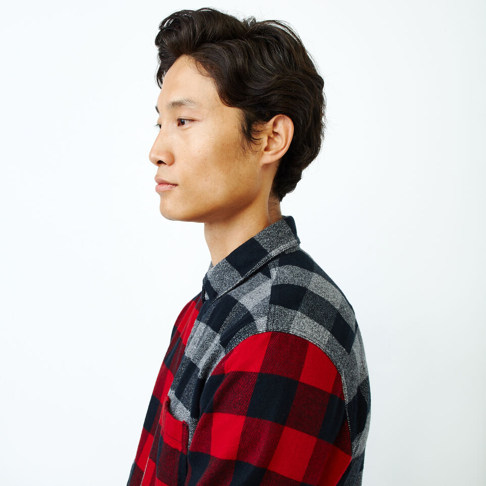 Roots-undefined-Park Mix And Match Shirt-undefined-E