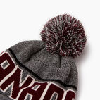 Roots-Women Hats-Roots Canada Toque-Salt & Pepper-F