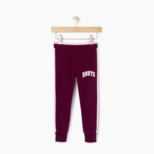 Roots-Kids Bottoms-Toddler 2.0 Jogger-Pickled Beet-A