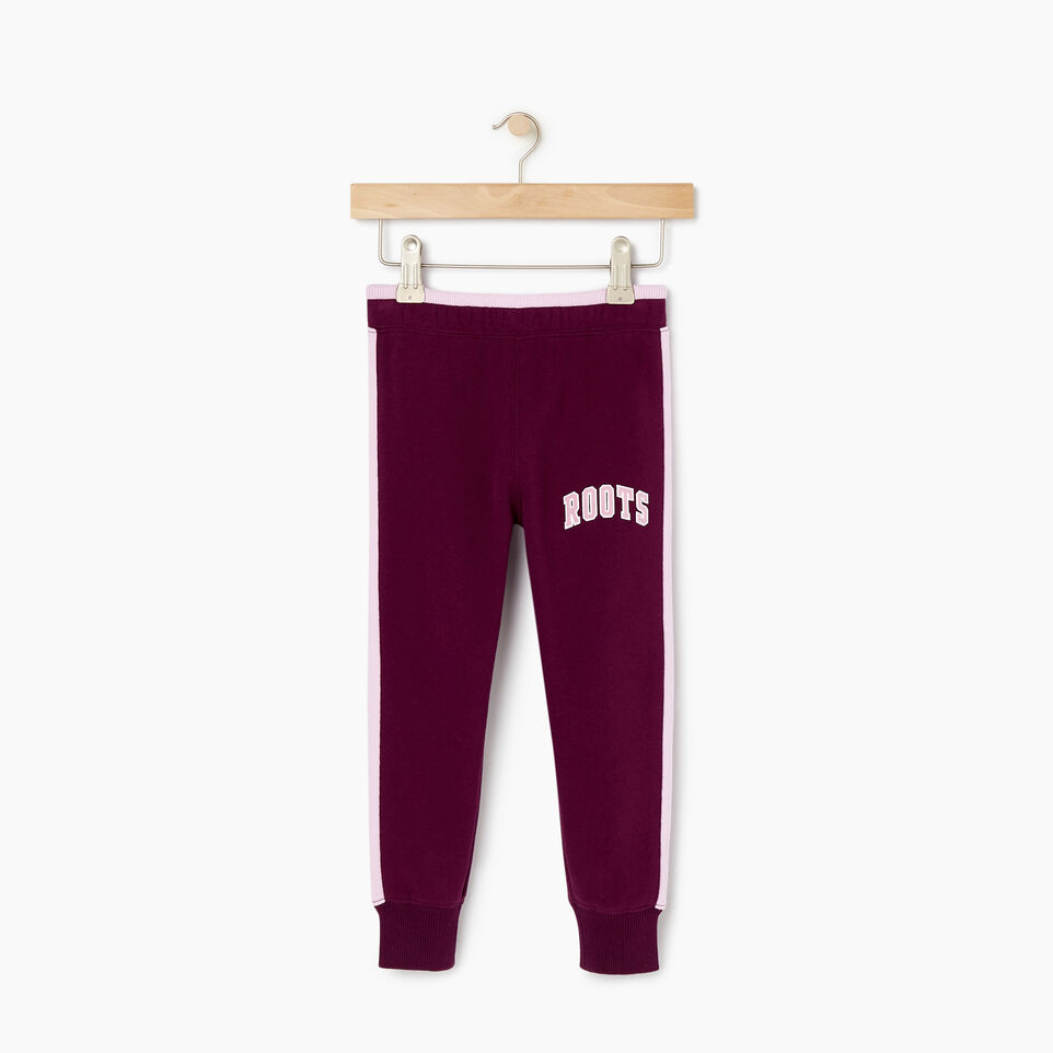 Roots-Kids New Arrivals-Toddler 2.0 Jogger-Pickled Beet-A