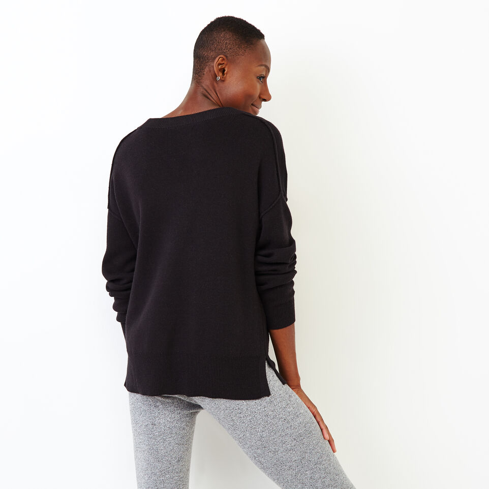 Roots-undefined-Alma V Neck Sweater-undefined-D