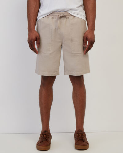 Roots-New For This Month Journey Collection-Journey Short 9.5 In-True Khaki-A