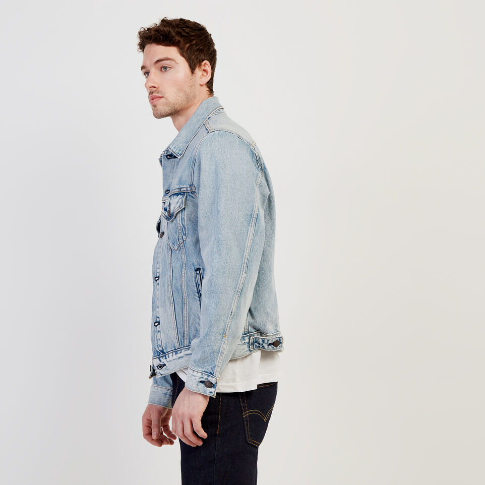 Roots-undefined-Levi's Vintage Fit Trucker Jacket-undefined-C