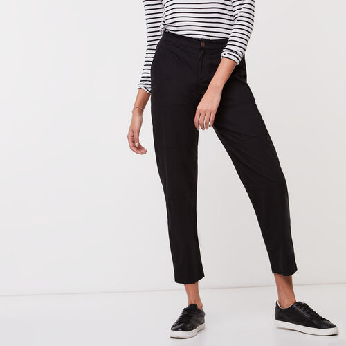 Roots-Sale Bottoms-Nadeen Pant-Black-A