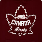 Roots-Kids New Arrivals-Girls Canada Kanga Hoody-Northern Red-C
