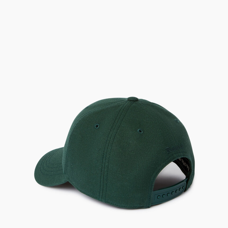 Roots-Men Our Favourite New Arrivals-Modern Leaf Baseball Cap-Park Green-C