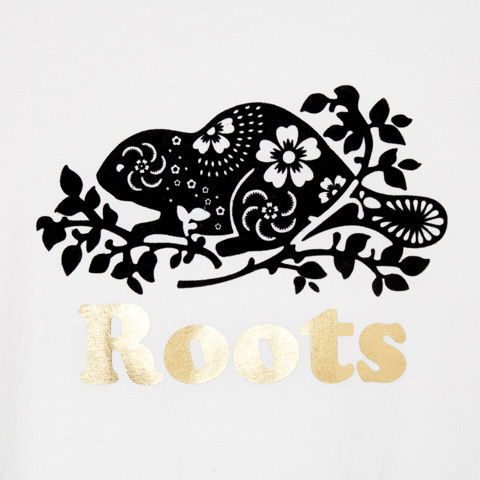 Roots-undefined-Womens Lunar New Year Slim T-Shirt-undefined-C
