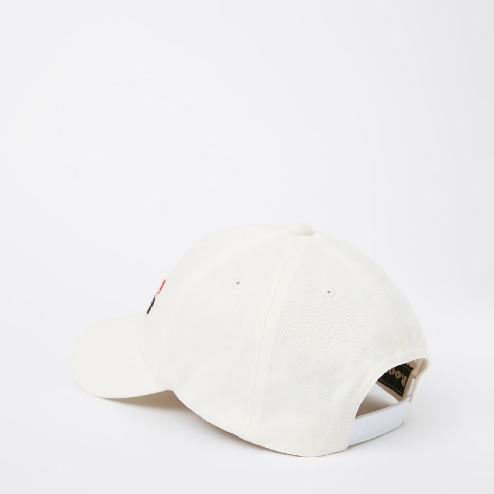 Roots-undefined-Mens Cooper Leaf Baseball Cap-undefined-C