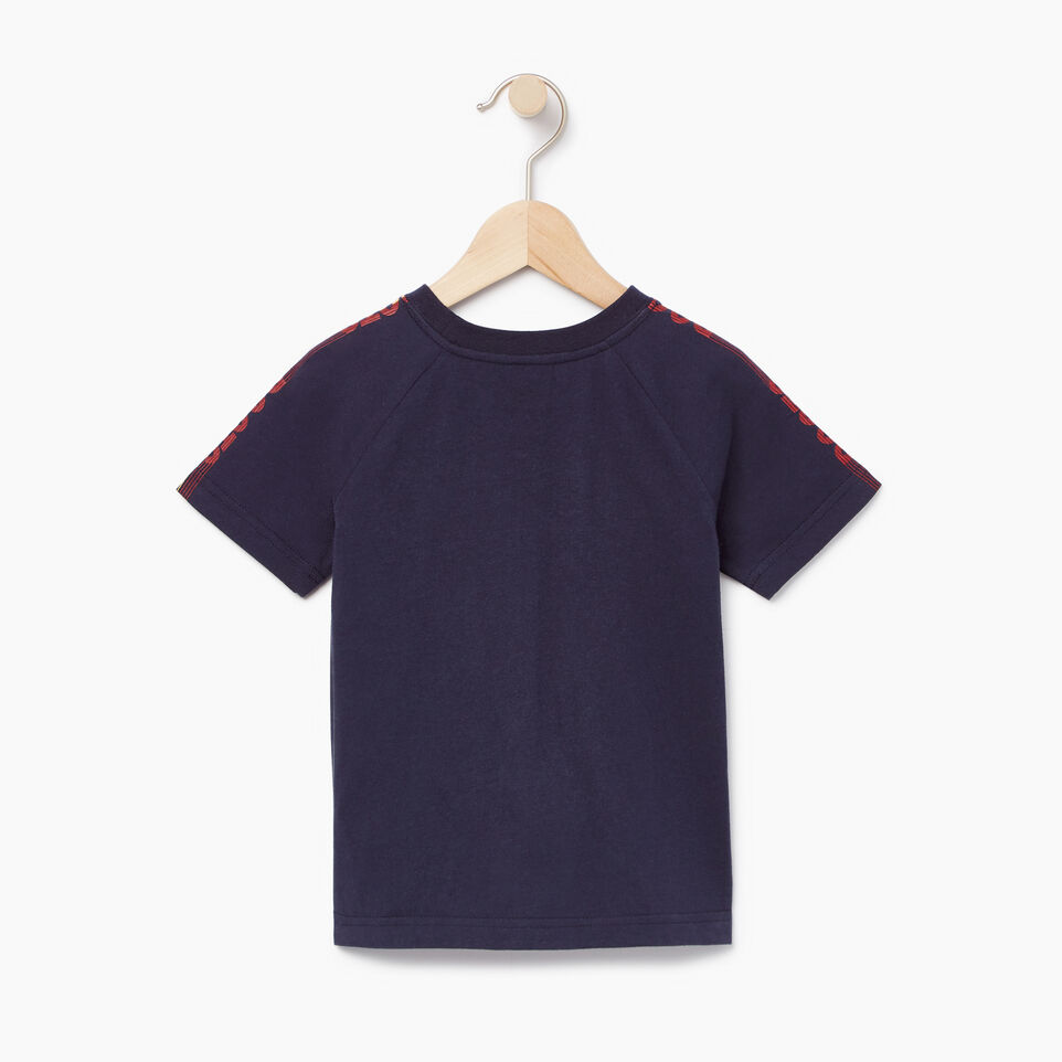 Roots-Kids New Arrivals-Toddler Speedy Frank T-shirt-Navy Blazer-B