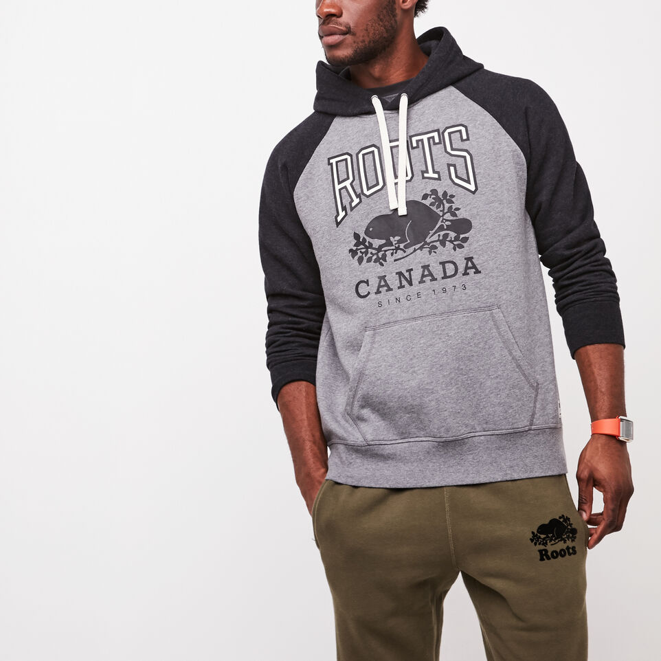Roots-undefined-Classic Contrast Kanga Hoody-undefined-A