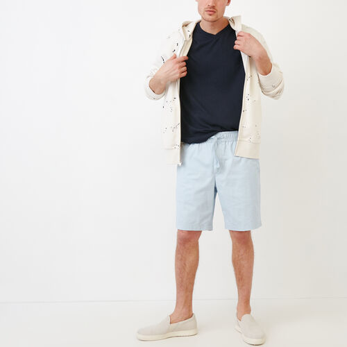 Roots-Men Our Favourite New Arrivals-Essential Short-Baby Blue-B