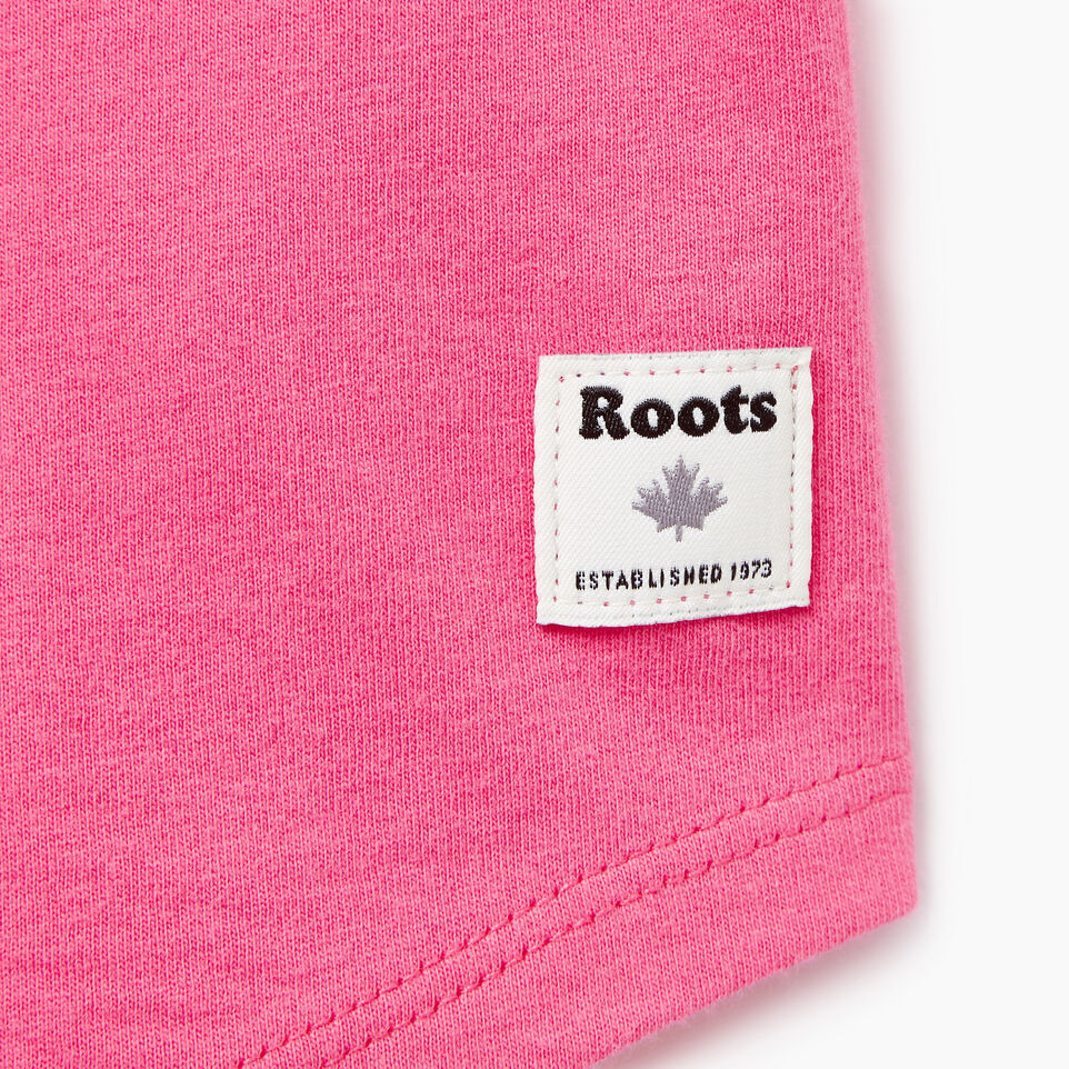 Roots-Kids Our Favourite New Arrivals-Toddler Camp T-shirt-Azalea Pink-C